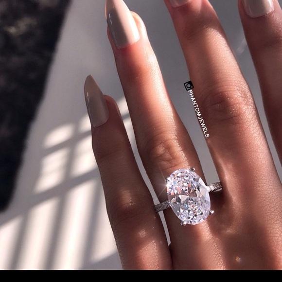 3bd7deb41d Jewelry | Phantom Jewels Oval Ring | Poshmark